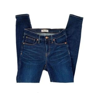 Madewell High Rise Jeans 26